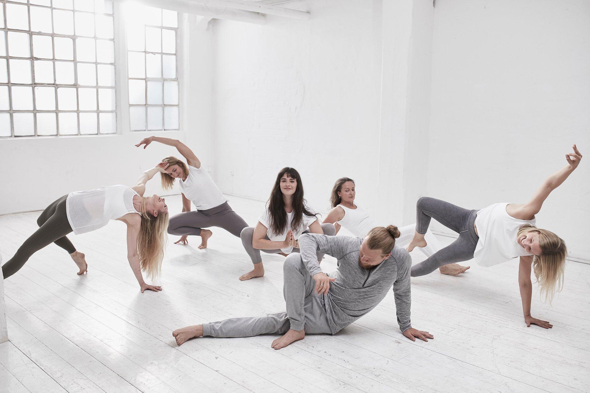 Yogalexikon: Was ist Yin Yoga?