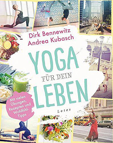 Buchcover Yoga für dein Leben