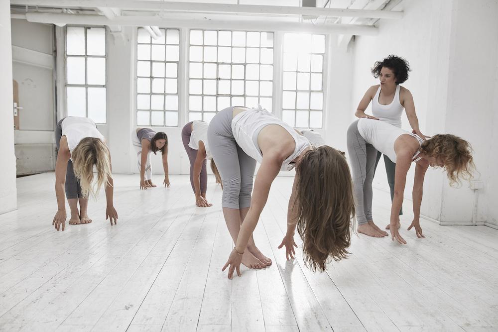 Power Yoga Einsteiger Workshop