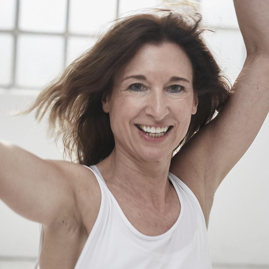 Yoga teacher Ute_Power Yoga Institute