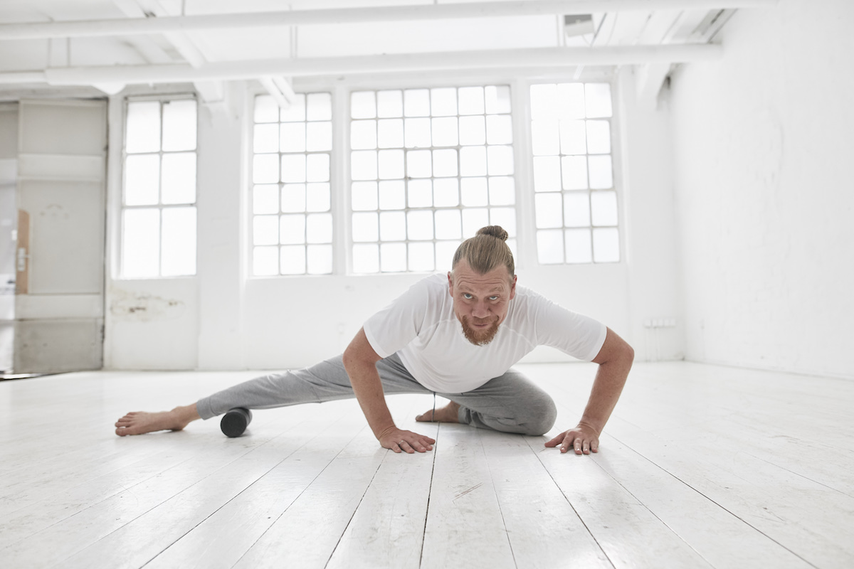 Fascia Movement & Yin Yoga – Breathing Room, New Haven, USA
