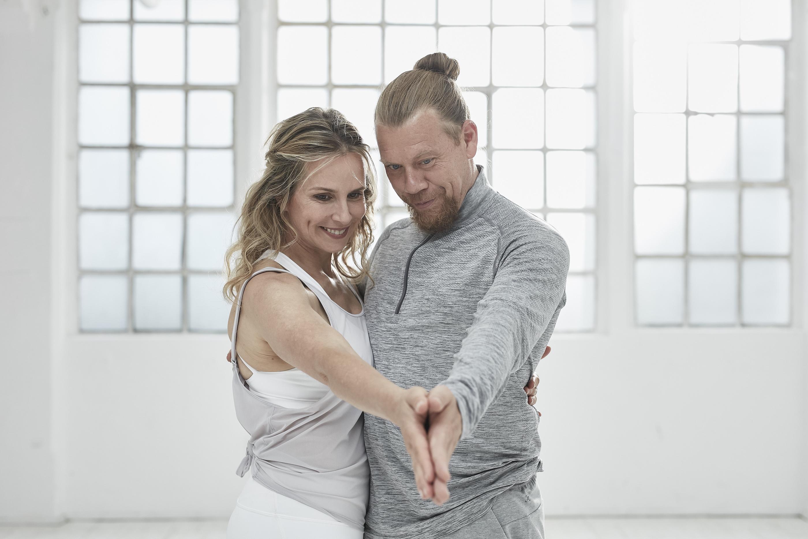 Andrea und Dirk sind auf der XPLOSION 2019