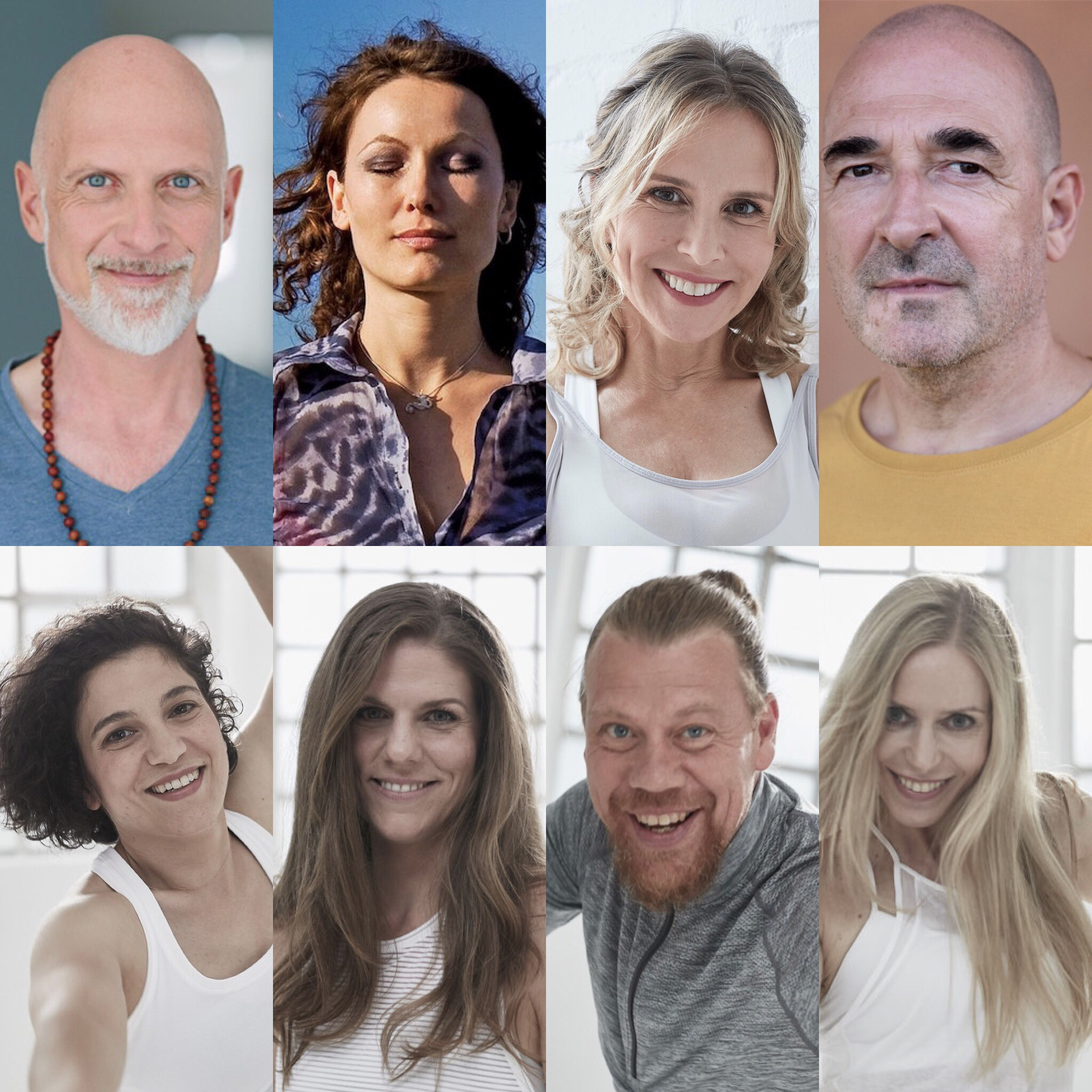 1. Meditations-Conference Hamburg 2020 presented by Power Yoga Institute