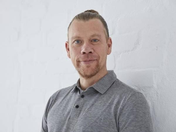 Yogaexperte und Autor Dirk Bennewitz
