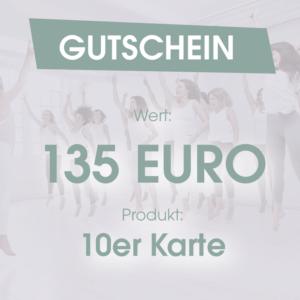 Gutschein 135 Euro