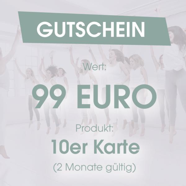 Gutschein 99 Euro